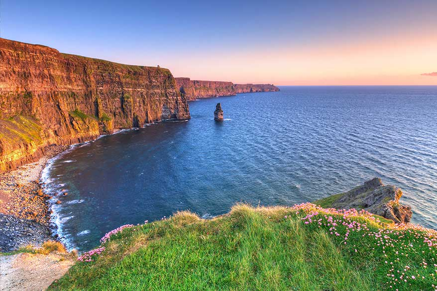 Ireland road trip itinerary and Ireland travel tips
