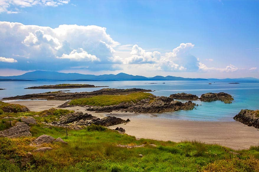Ireland road trip ideas and travel tips- Ring of Kerry