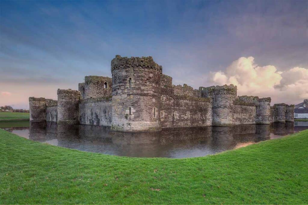 Anglesey Beaumaris Castle- Wales Road Trip- the best welsh road trip itineraries and ideas