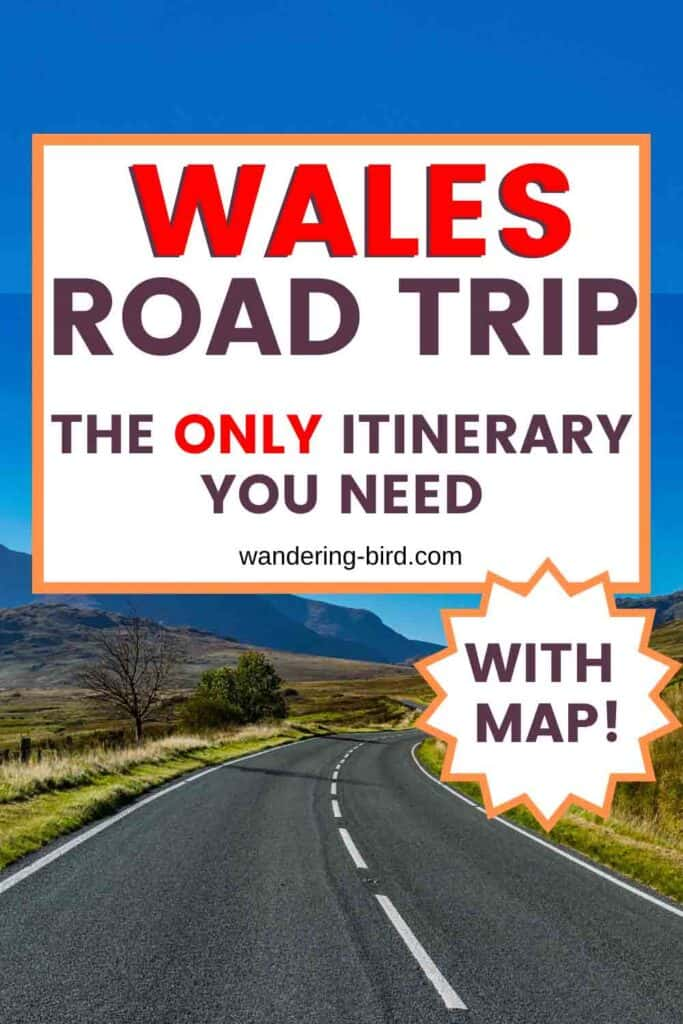Wales Road Trip Itinerary and Travel tips