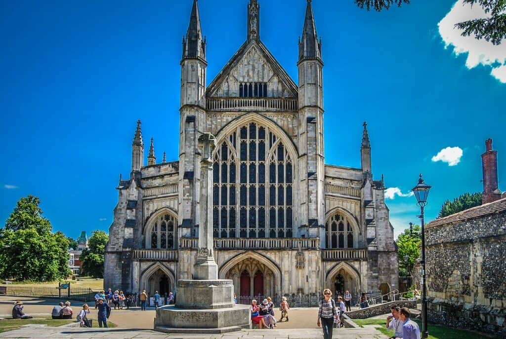 Winchester- one of the best places to visit in Hampshire