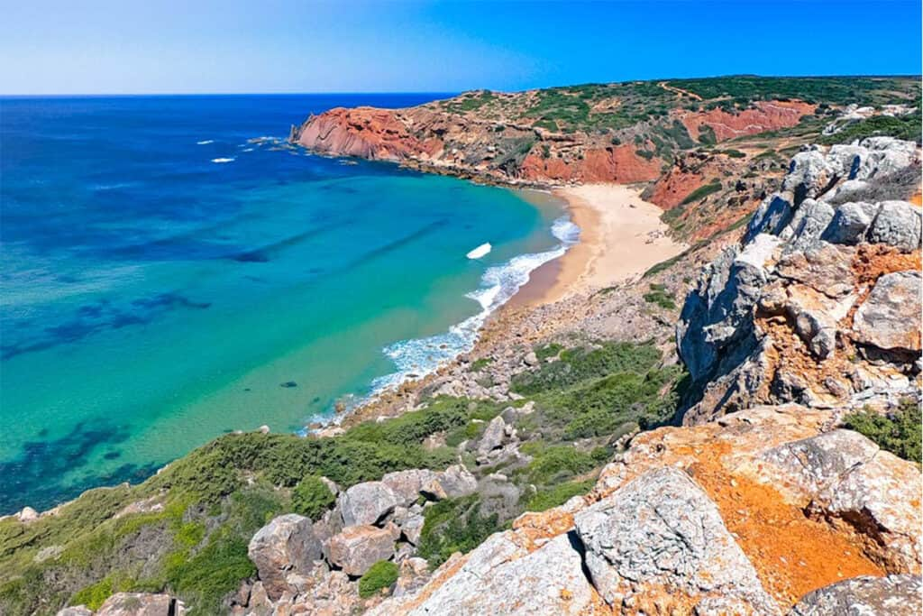 Costa Vicentina in Southern Portugal- a perfect place to see Autumn in Europe