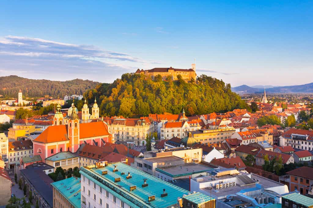 Ljubljana- a perfect city destination for Europe in Autumn