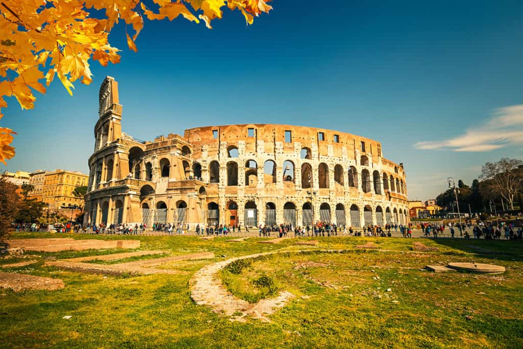 Rome- one of the Best European cities to visit in Fall
