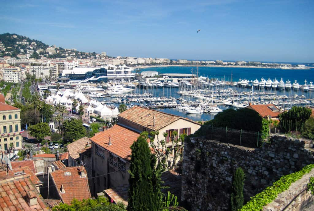 Cannes- the famous French city of Glamour. Top cities in France