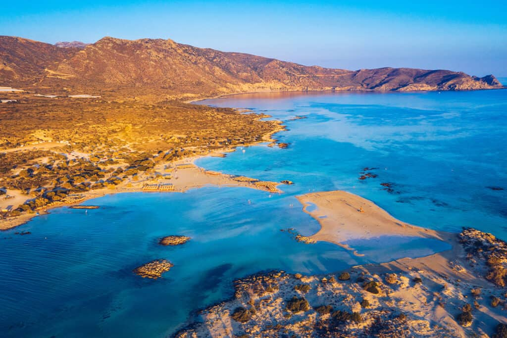Crete- a perfect warm place to visit in Europe in October