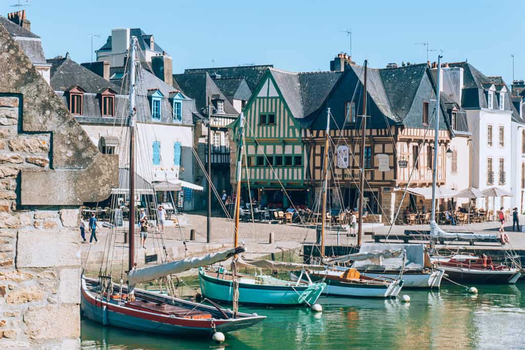 Best France road trip ideas and points of interest- Brittany