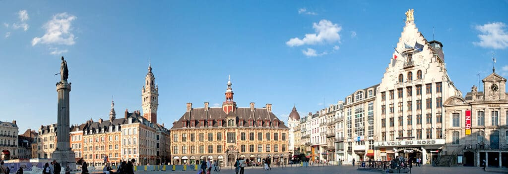 Lille- one of the top cities to visit in France