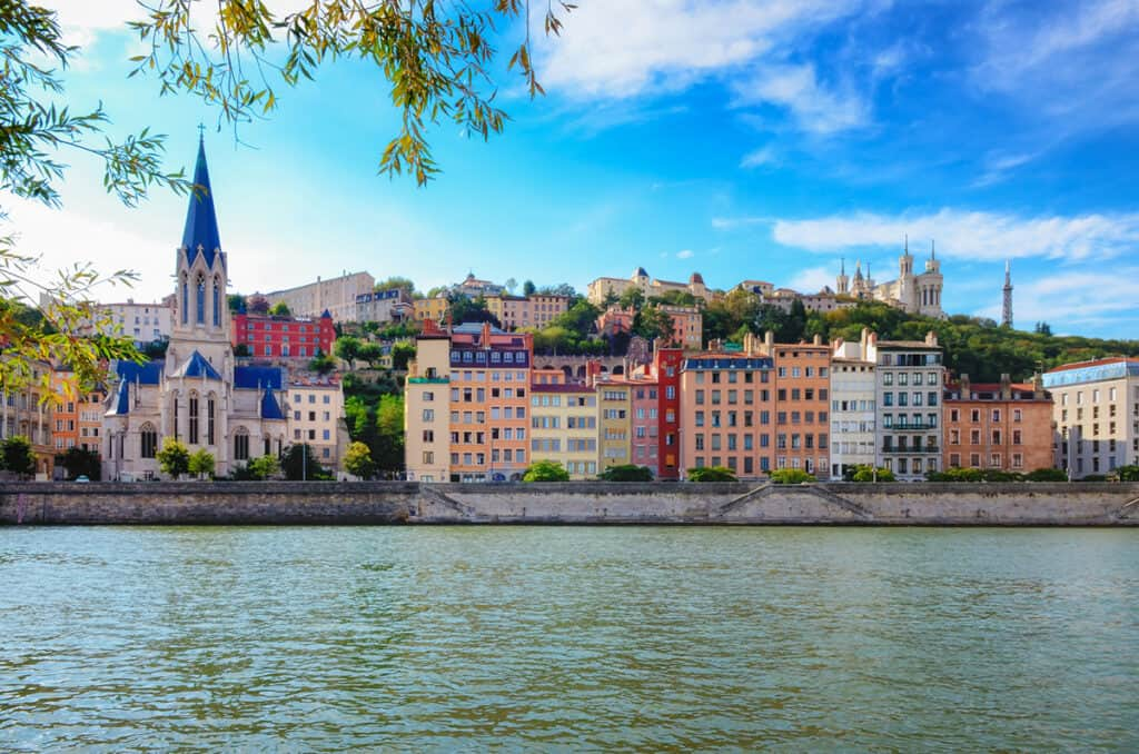 Lyon- a top French city outside of Paris