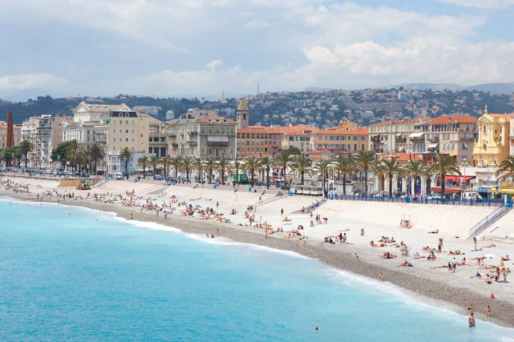 Nice- one of the top cities in France