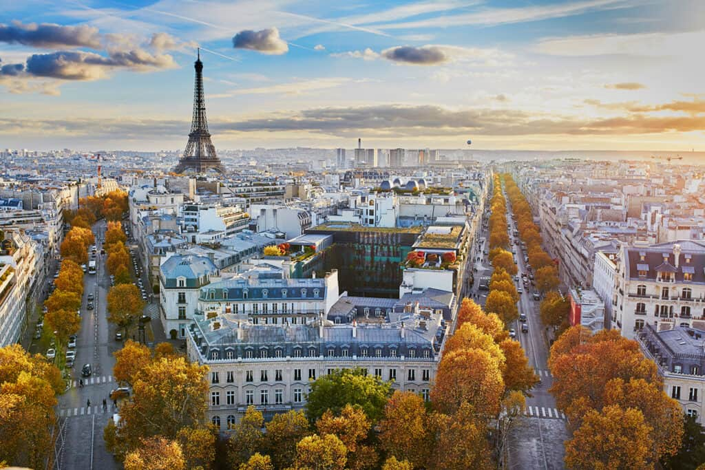 Paris- top city in France