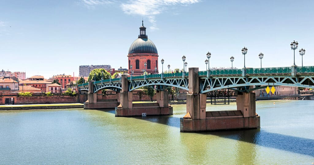 Toulouse- one of the top cities in France