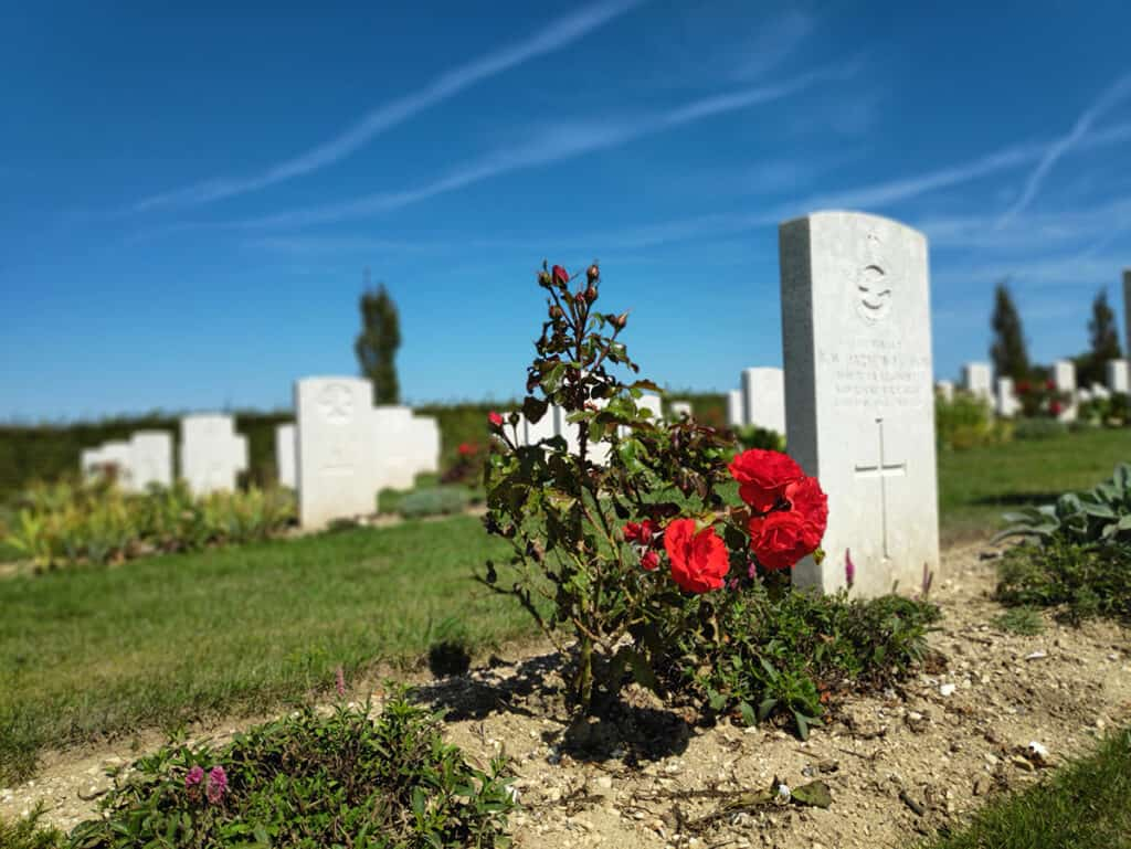 The Somme- one of the most sobering historical places in France