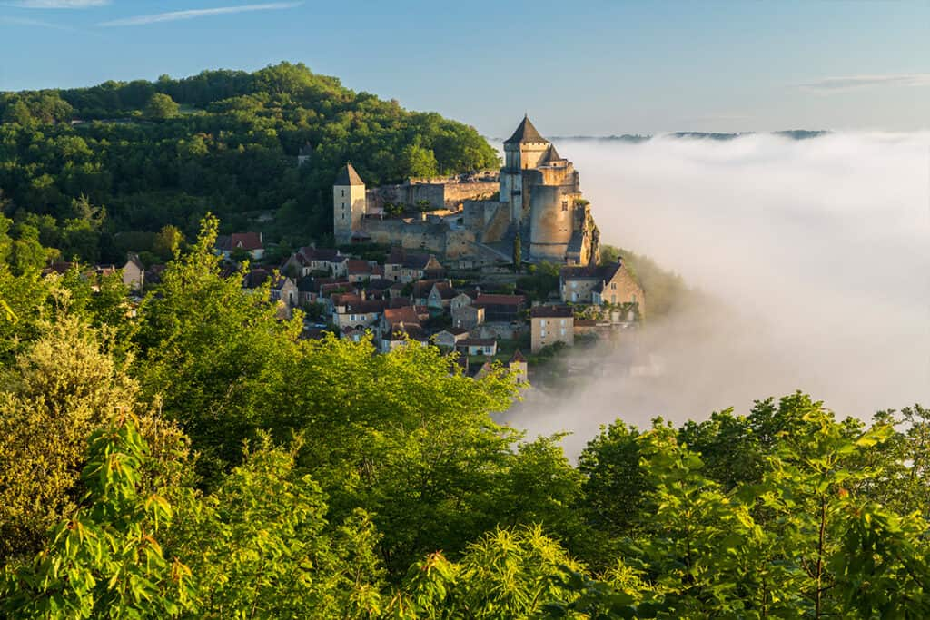 Best France road trip ideas and points of interest- Dordogne