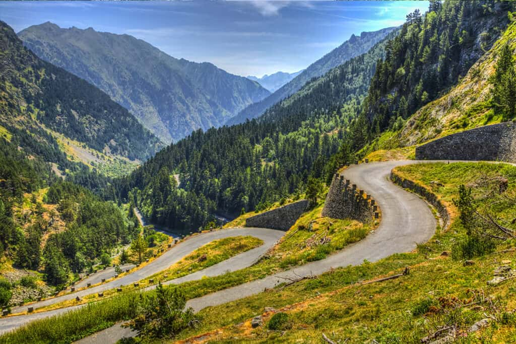 Best France road trip ideas and points of interest- Pyrenees