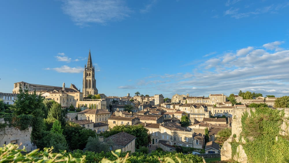 Saint-Emilion- a truly historical site in France
