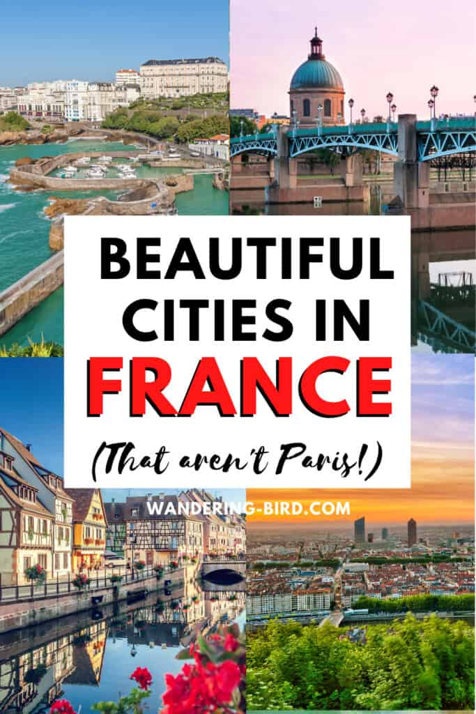 Beautiful top cities in France you HAVE to visit