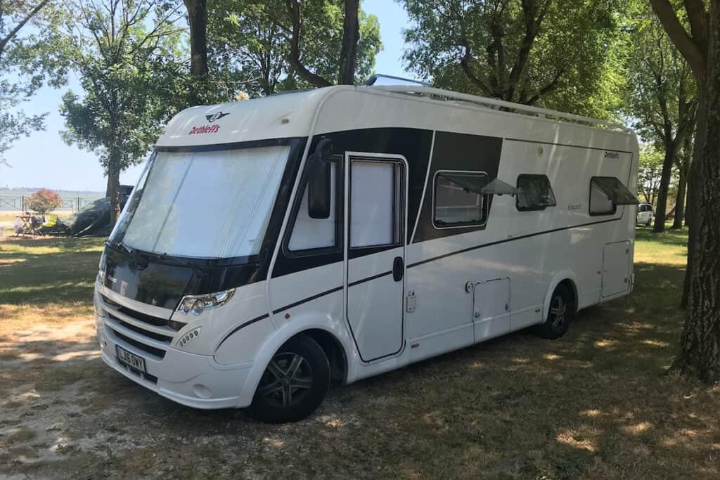 Motorhome Campsite in Venice- perfect location near Venice