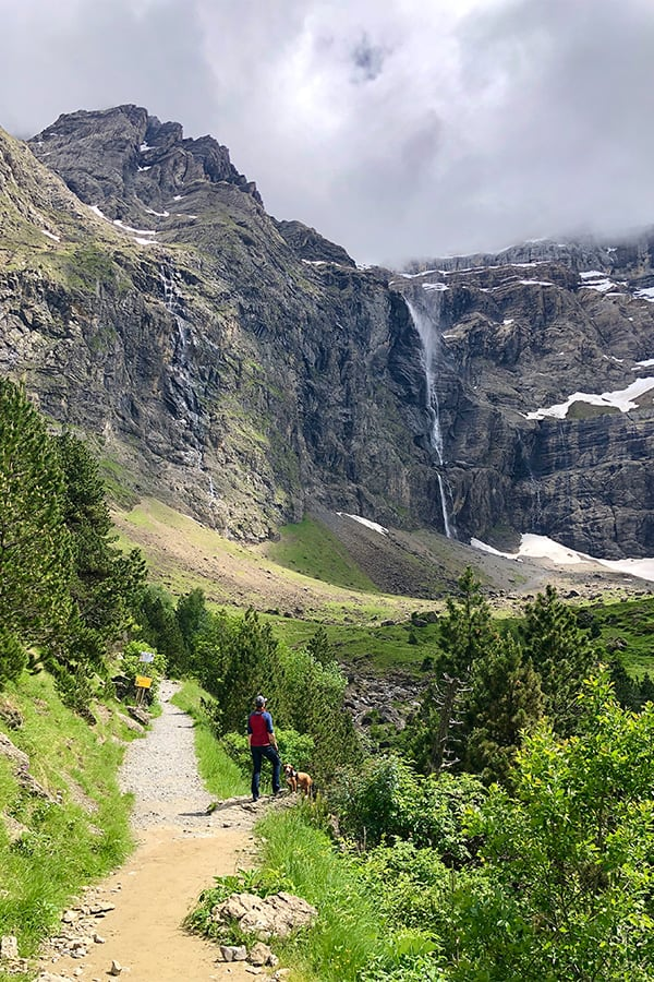 Gavarnie Falls- one of the highest waterfalls in France