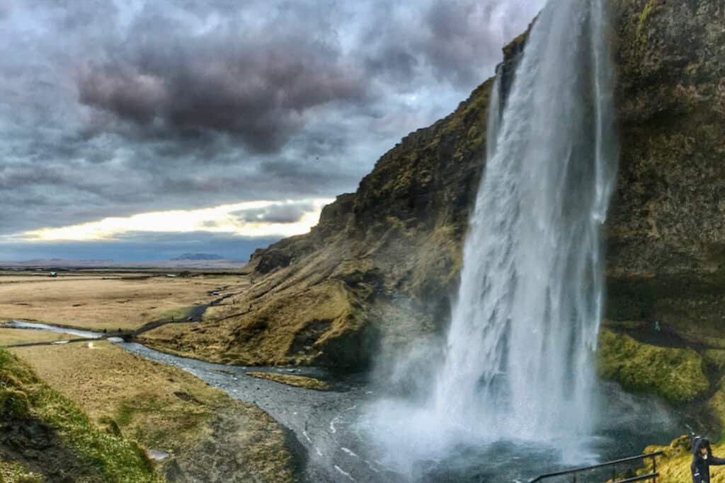 Seljalandsfoss- one of the most beautiful waterfalls in Europe