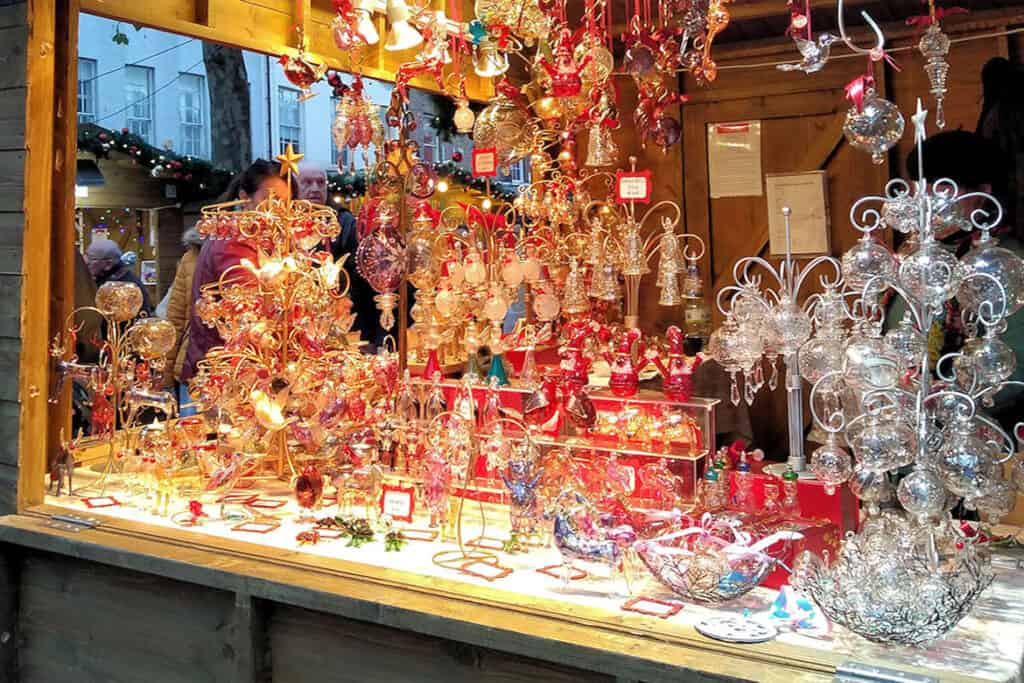 York Christmas Market- one of the best Christmas Markets in the UK