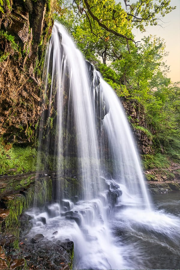Sgyd Yr Eira- one of the most beautiful waterfalls in the UK