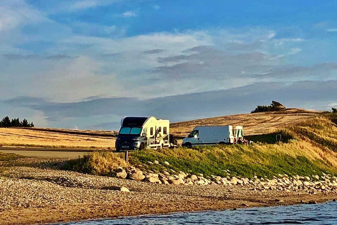 motorhome or campervan differences and which is best to buy