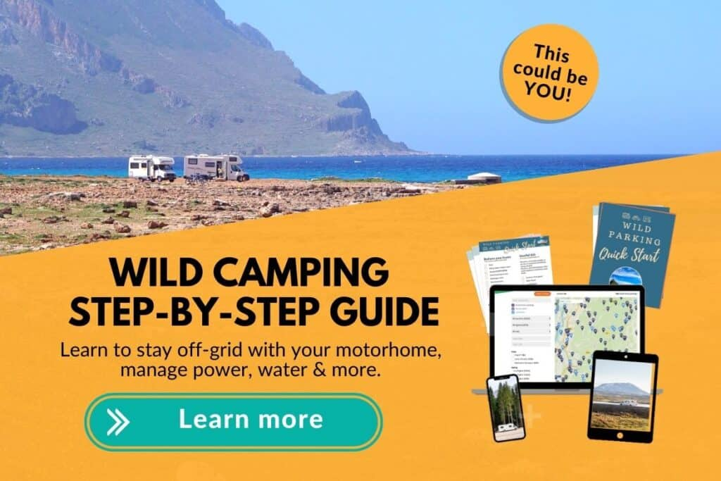wild camping guide