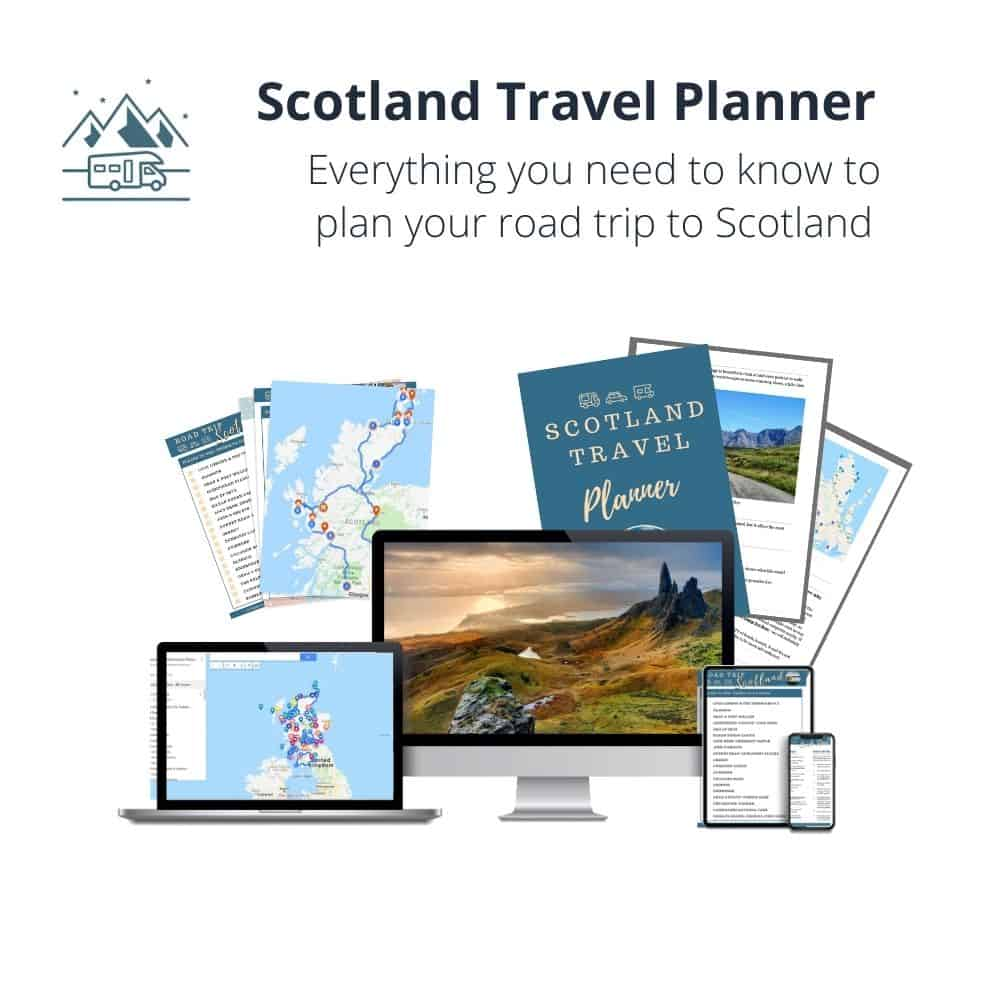Scotland motorhome guide and travel guide