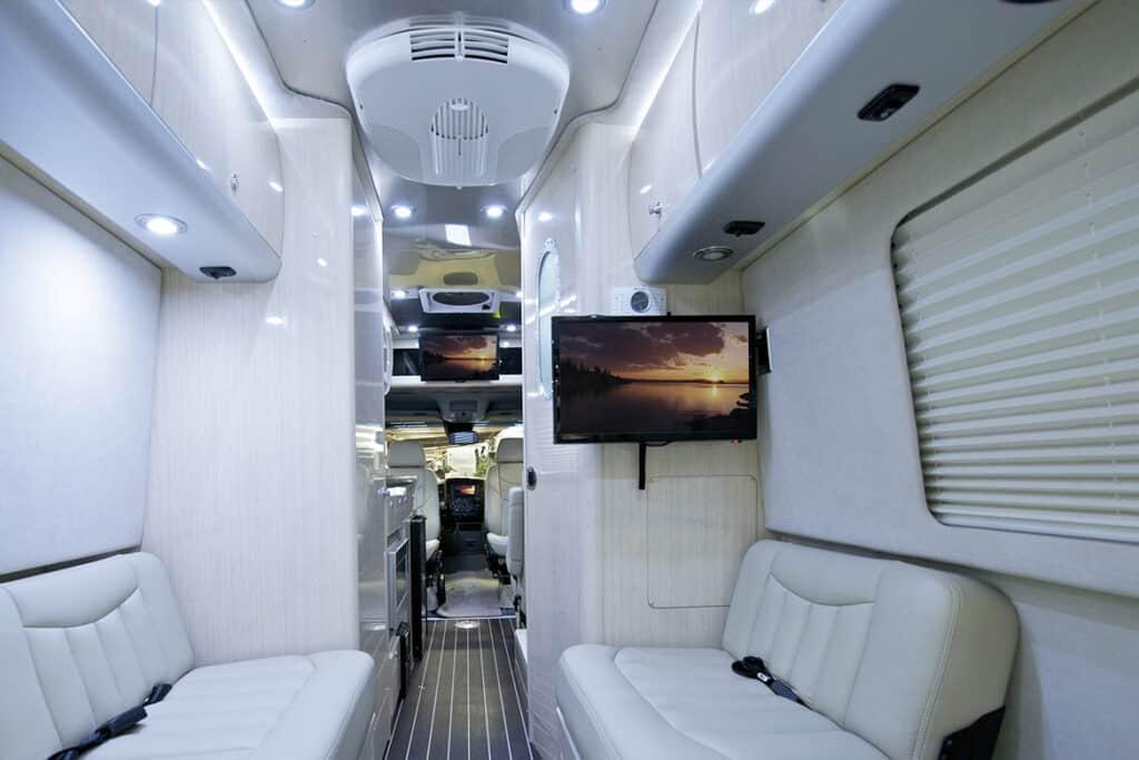 best motorhome tv and campervan tvs and caravan television satellite and digital TV