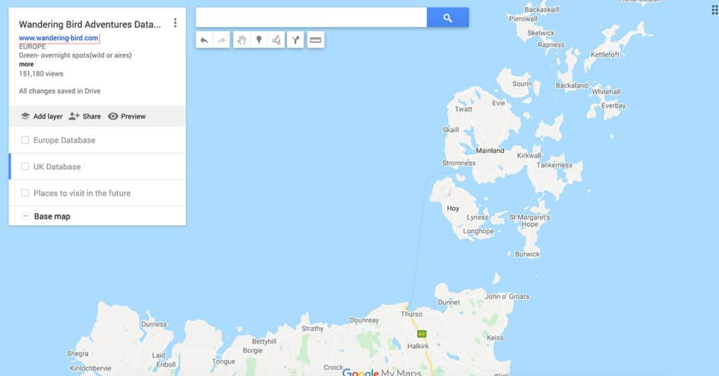 Orkney map of islands Planning a trip to Orkney? Wondering how to get to Orkney by ferry with a car, motorhome or motorbike? Here's everything you need- and a map to help!