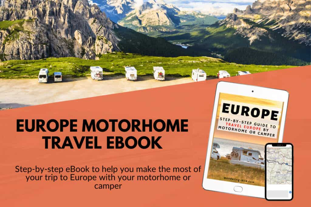 europe travel ebook
