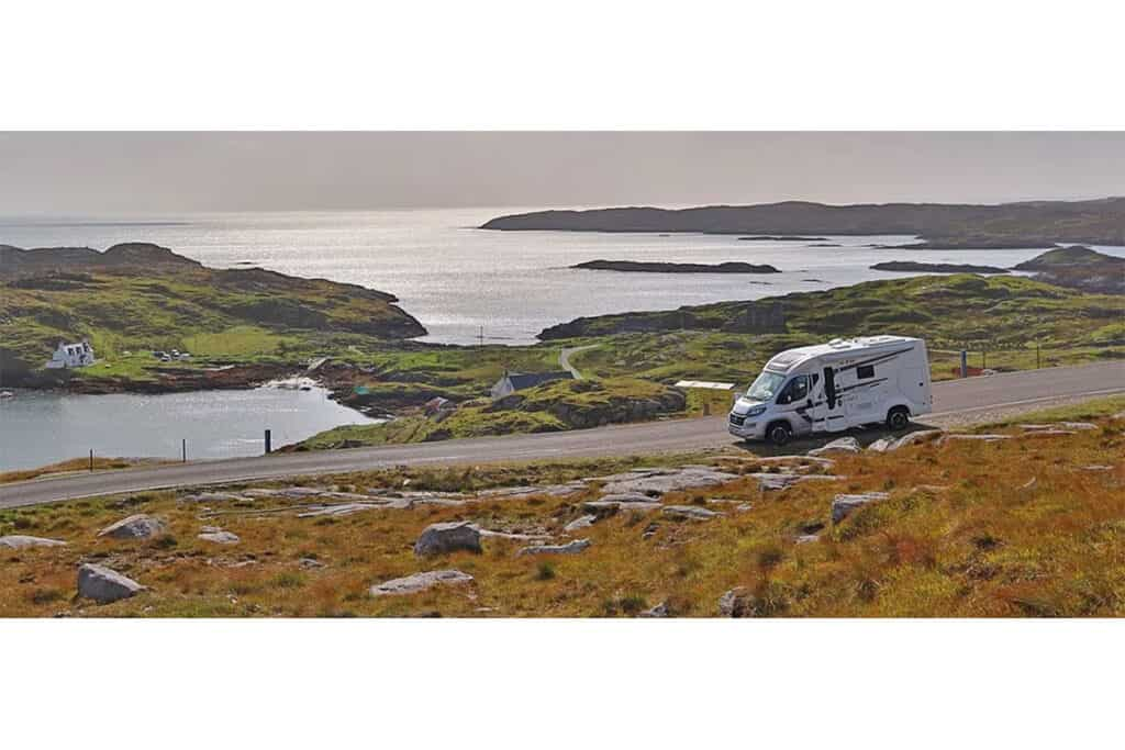UK Europe motorhome travel blog