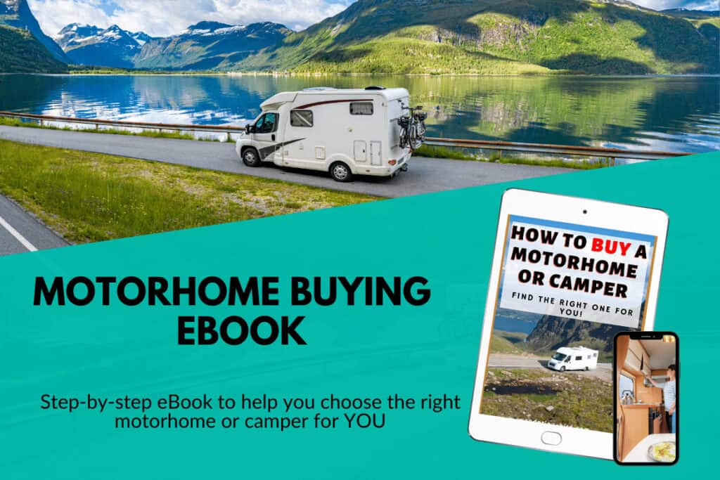 motorhome buying ebook