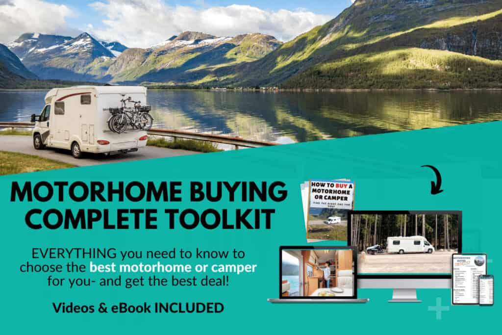 motorhome buying toolkit