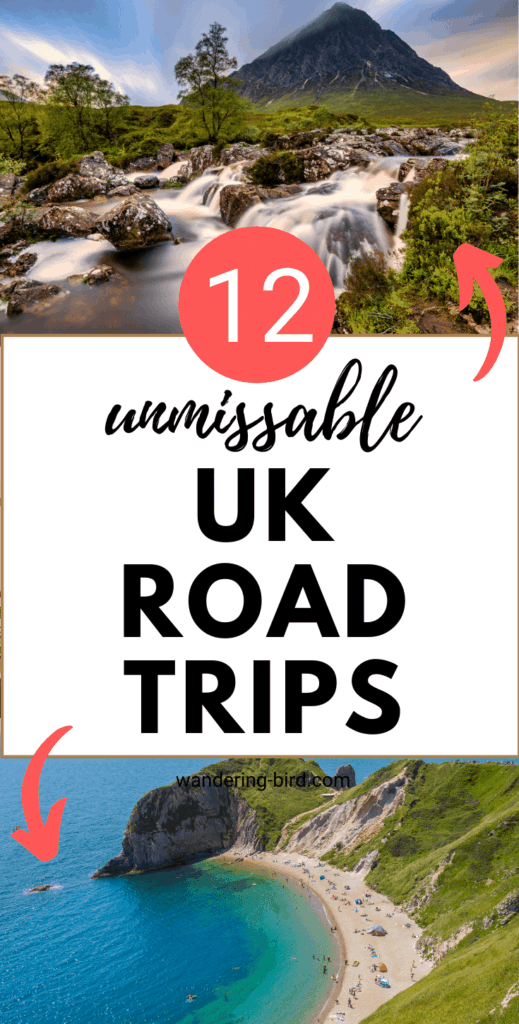 UK road trip ideas for staycations, couples, families, one week itineraries and more! UK travel tips and self-drive tours of Great Britain