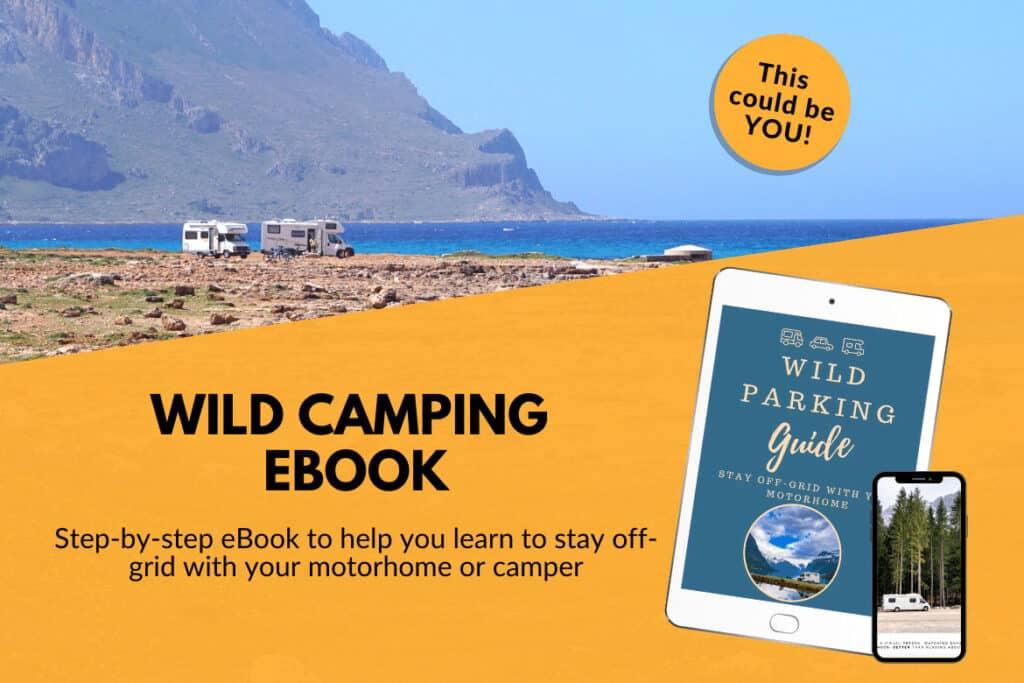 wild camping ebook