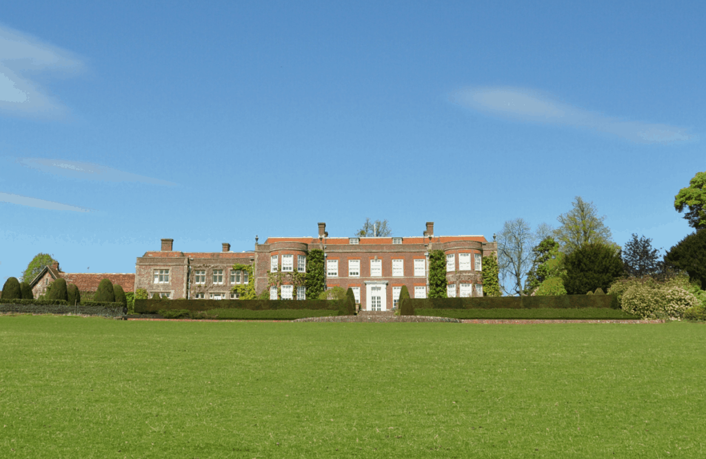 Hinton Ampner, one of the best places to visit in Hampshire on a road trip