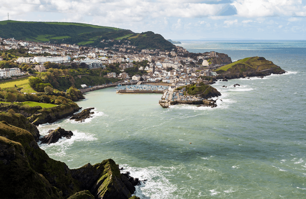 Ilfracombe- add it to your Devon Road Trip itinerary