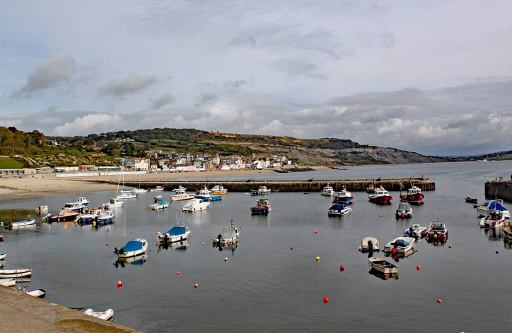 Lyme Regis- one of the best places to visit on a Dorset Road Trip