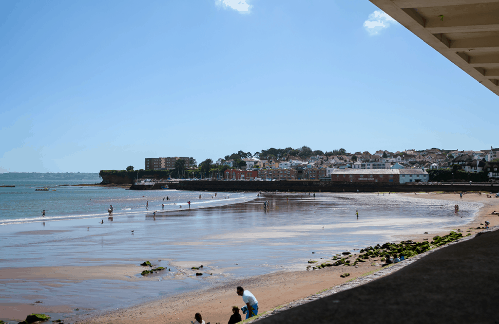 Paignton- one of the best places to visit on a Devon road trip for a fun day out.