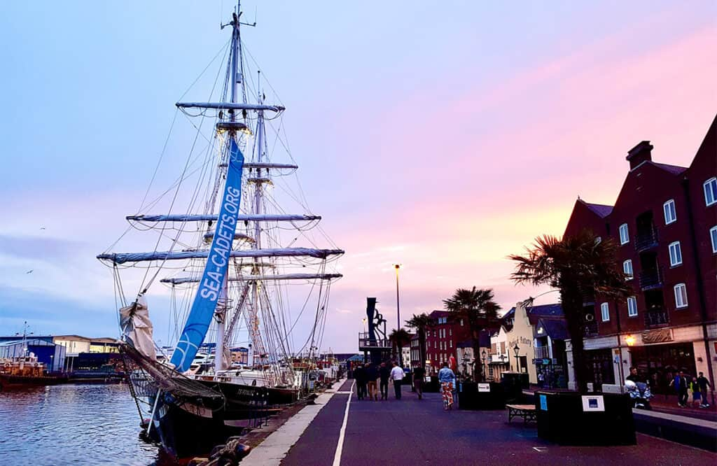 Poole- one of the best places to visit in Dorset