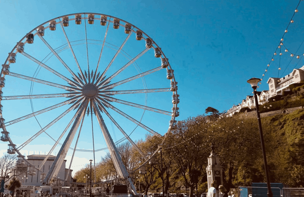 Torquay- one of the best places to visit on a Devon road trip for a fun day out.