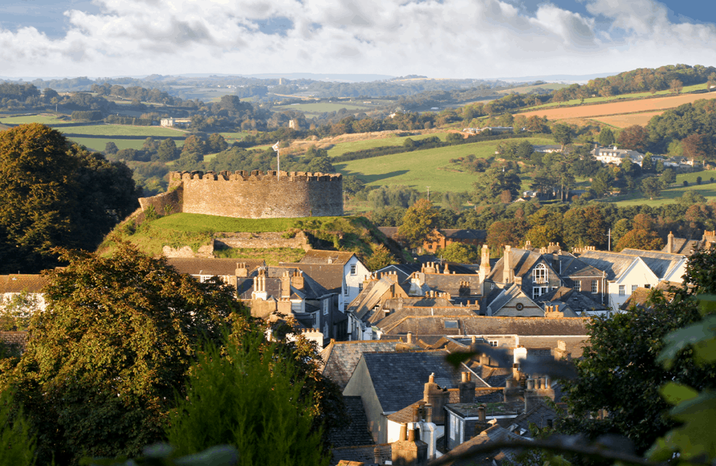 Totnes in South Devon for a fun day out