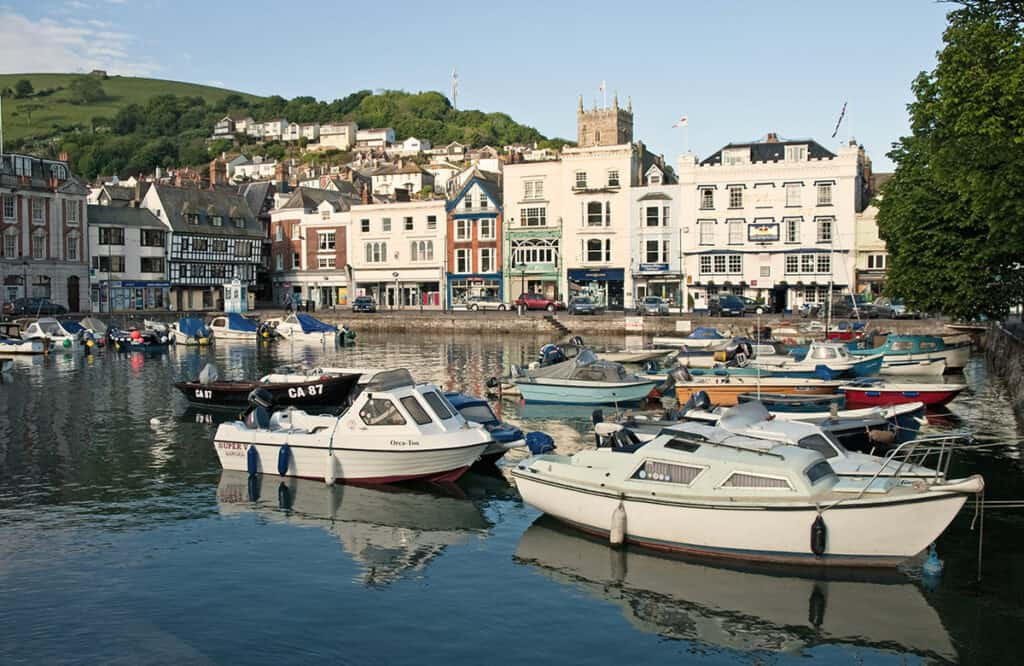 Dartmouth- one of the best places to visit in South Devon