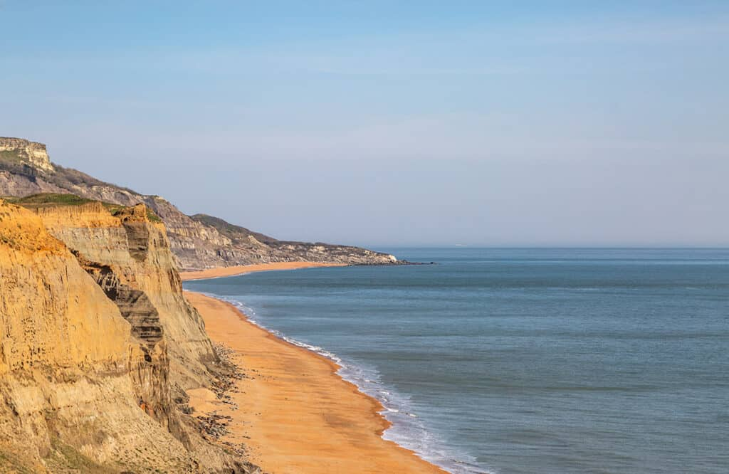 Best Isle of Wight campsites and places to visit with a motorhome on a road trip