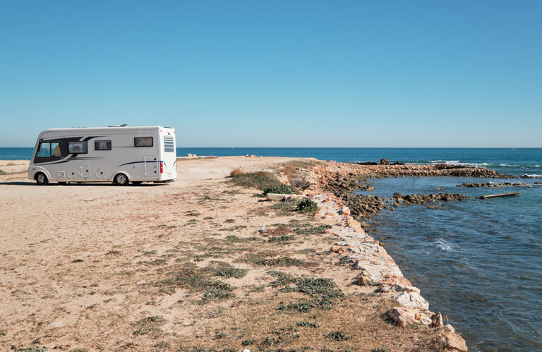 Motorhoming in Spain- tips for touring Spain in a Motorhome