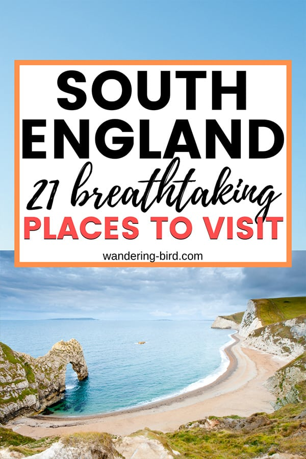 Planning a south England road trip? Looking for the best places to visit in Hampshire and Dorset and itinerary ideas? Here are 21 of the best places to visit in Southern England, plus a road trip itinerary and things to do at each location.