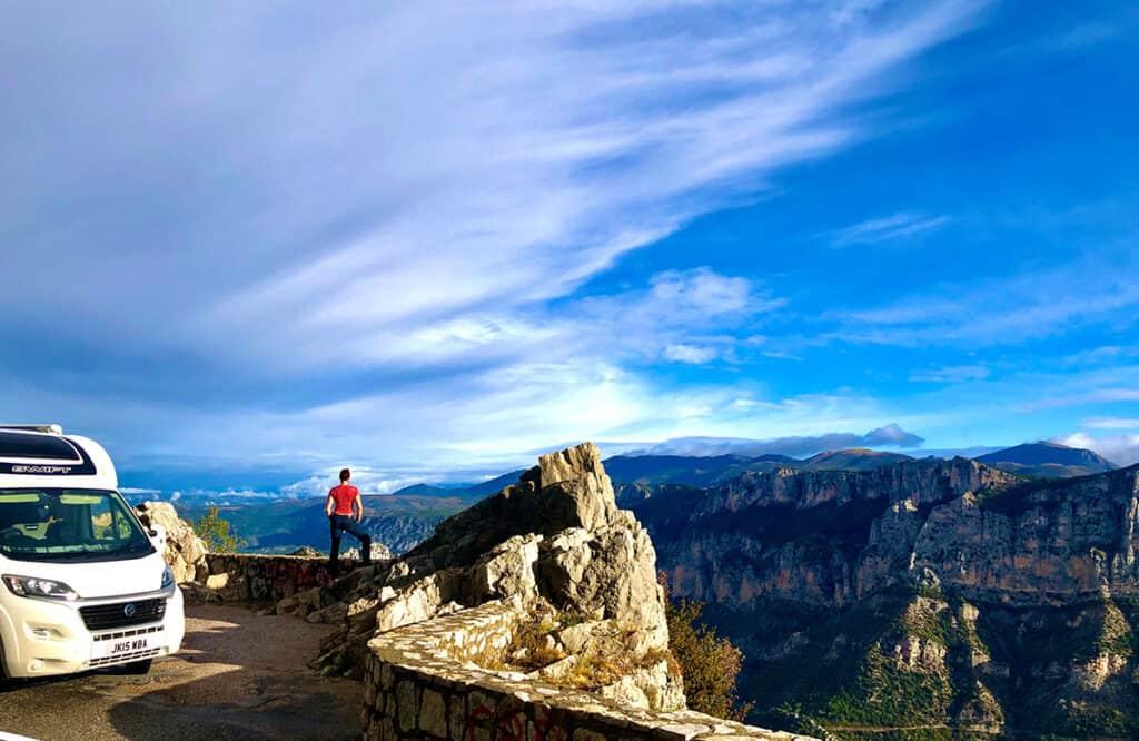 Gorges du Verdon Viewpoint