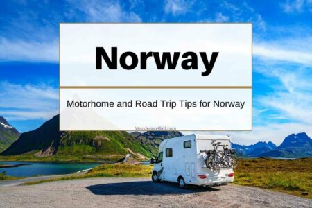 Motorhoming Norway